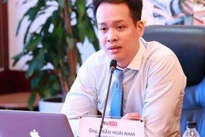 Ông Trần Hoài Nam: 'Vắt tay lên trán, chúng tôi nghĩ cách tạo niềm tin với khách hàng'