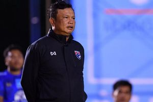 Xấu hổ sau King's Cup 2019, HLV ĐT Thái Lan chính thức từ chức