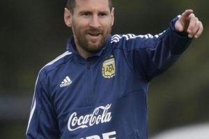 Messi phát đi 'hiệu lệnh' đầu tiên trước thềm Copa America 2019