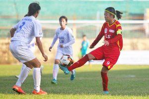 Hà Nội và TP Hồ Chí Minh I cầm chân nhau 1-1