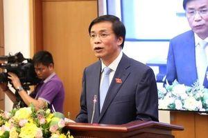 Tổng Thư ký QH không đồng tình với đề xuất 'thu phí chia tay'