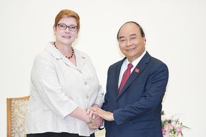 Nâng tầm quan hệ đối tác chiến lược Việt Nam - Australia