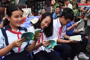 Công bố kết quả khảo sát 'Niềm tin - thói quen đọc của giới trẻ tại TPHCM'