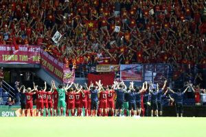 Việt Nam vươn lên hạng 96 thế giới