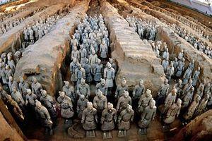 Lý do không được phá tường giữa các chiến binh trong lăng Tần Thủy Hoàng