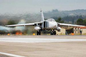 Máy bay Nga đánh vào vị trí của những kẻ khủng bố ở Idlib