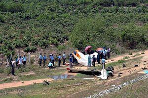 Hai phi công hy sinh trong khi làm nhiệm vụ bay huấn luyện