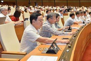Quốc hội thông qua Nghị quyết về việc gia nhập Công ước số 98