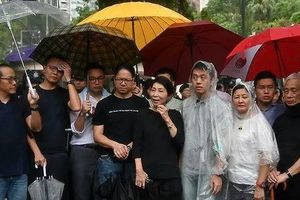 Các nghị sĩ Mỹ trình dự luật gây sức ép lên chính quyền Hong Kong