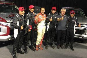 Mitsubishi Việt Nam bảo trợ đội đua off-road Racing AKA