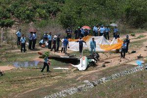 Rơi máy bay quân sự ở Khánh Hòa: Hai phi công hy sinh