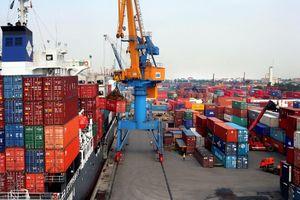 Tổng trị giá xuất nhập khẩu 5 tháng tăng gần 9%