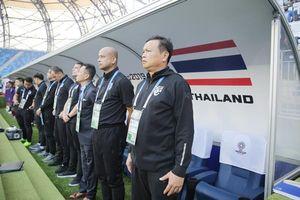 Thua Việt Nam ở King's Cup, Thái Lan sa thải HLV trưởng