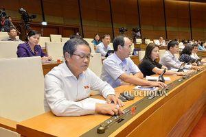Ngày cuối kỳ họp thứ 7, Quốc hội thông qua Luật Phòng chống tác hại của rượu bia