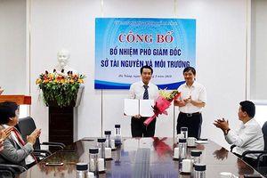 Lãnh đạo Sở TN&MT Đà Nẵng phân công phụ trách lĩnh vực đất đai như thế nào?