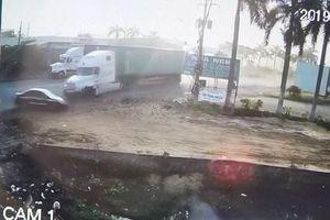 Danh tính 5 nạn nhân tử vong vụ container lấn làn tông xe ô tô 4 chỗ