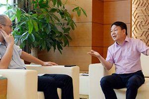 Thiếu tướng Lê Đăng Dũng, quyền Chủ tịch kiêm Tổng giám đốc Viettel: Tầm nhìn là điều xuyên suốt nhất!