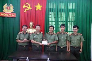 Bộ trưởng Tô Lâm gửi Thư khen Công an các đơn vị, địa phương