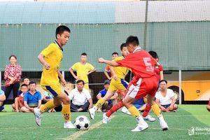 Highlight Nhi đồng Hoàng Mai - Nhi đồng Nghi Lộc 3-2