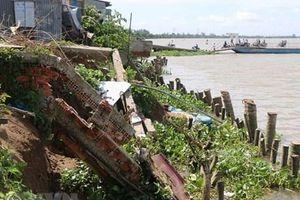 Trà Vinh đầu tư 35 tỷ đồng di dân khẩn cấp vùng sạt lở