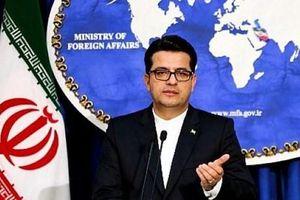 Iran khẳng định trách nhiệm duy trì an ninh tại Eo biển Hormuz