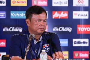 HLV Thái Lan xin từ chức sau thảm bại tại King's Cup 2019