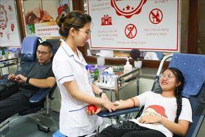 Nhân Ngày Hiến máu thế giới (14/6): 'Ngân hàng máu sống' ở vùng sâu, biên giới, hải đảo