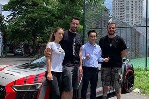 Audi R8 dán decal 'chất như nước cất', sẵn sàng tham gia Car Passion 2019