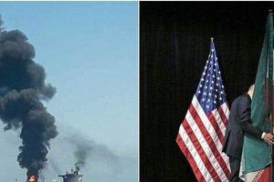 Sự cố tàu chở dầu bị tấn công: Cơ hội để Mỹ kích hoạt chiến tranh?