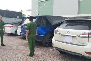 Đánh sập đường dây buôn lậu xe ô tô sang từ Lào về Việt Nam