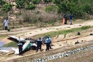 Tư lệnh Quân khu 5 chính thức thông tin vụ rơi máy bay quân sự ở Khánh Hòa