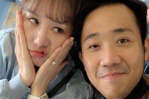 4 giờ sáng Trấn Thành quay sang ôm vợ và cái kết cay đắng với Hari Won