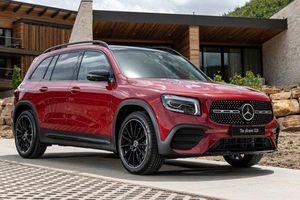 Những điều cần biết về Mercedes-Benz GLB 2020