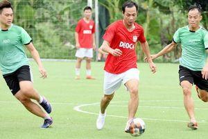 Ngày mai khởi tranh vòng tứ kết Giải bóng đá Cúp Báo Giao thông 2019