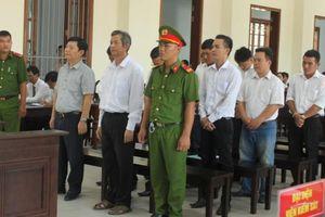 Bắt giam ba bị cáo tại tòa trong vụ VCB Tây Đô