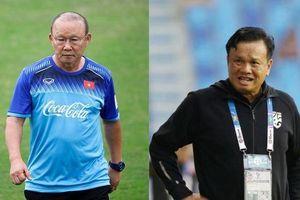 Thua đau HLV Park Hang Seo, HLV Thái Lan chính thức mất việc!