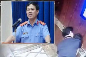 Vụ dâm ô bé gái trong thang máy: Xử kín Nguyễn Hữu Linh