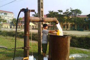 Bài 2: Đô thị Cần Thơ – nước dưới đất chưa có nguy cơ cạn kiệt