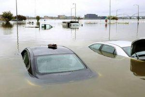 Lũ lụt ở Trung Quốc: 61 người thiệt mạng, 350.000 người sơ tán