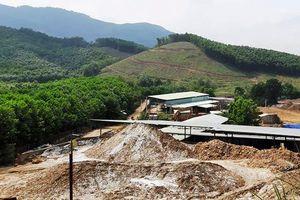 Quảng Ngãi: Sẽ thành lập lực lượng ứng phó sự cố môi trường
