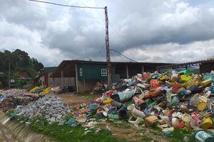 Nan giải bài toán chống rác thải nhựa và túi nilon ở Điện Biên