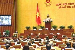 Kỳ họp thứ 7 Quốc hội khóa XIV: Thảo luận trúng vấn đề cử tri quan tâm