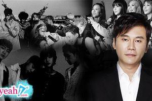 YG Entertainment - Từng là đế chế đội vương miện vàng của Kpop đến những cuộc ra đi theo kịch bản tồi tệ nhất