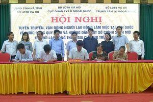 Hà Tĩnh: Có hơn 1.200 lao động cư trú bất hợp pháp tại Hàn Quốc