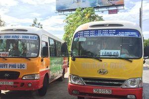 Thừa Thiên Huế: Một DN vận tải xe buýt bị cưỡng chế hơn 2,4 tỷ đồng vì nợ bảo hiểm xã hội
