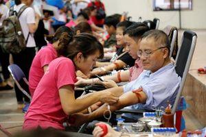 Ngày 14/6 hàng năm - Ngày thế giới tôn vinh người hiến máu