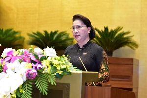 Bế mạc kỳ họp thứ 7, Quốc hội khóa XIV: Điều hành để giữ vững đà tăng trưởng, bảo đảm ổn định kinh tế vĩ mô