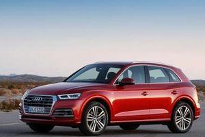 Triệu hồi 21 xe Audi Q5 lỗi xi-lanh phanh chính