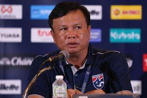 HLV trưởng Thái Lan từ chức sau thất bại tại King's Cup