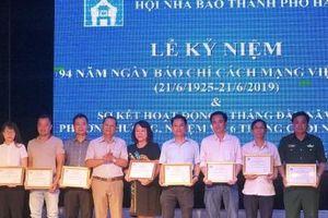 Báo chí Hà Nội phản ánh kịp thời sinh động đời sống kinh tế - xã hội